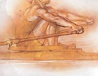 Olympics (Beijing,2008): Rowing