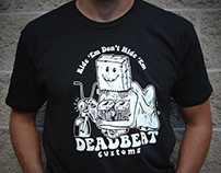 Deadbeat Customs : Graphic Tee