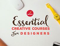 20 Essential Creative Courses for Designers