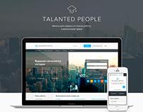 Talanted People – сервис для поиска работы