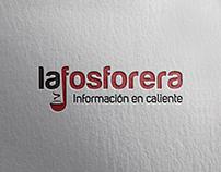 Identidad corporativa y diseño web (La Fosforera, 2017)