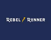 REBEL RUNNER / BRANDING & LETTERING
