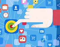 The Social Media Illustrations