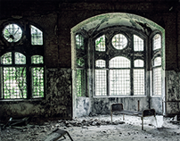 Psychiatric Hospital abandon