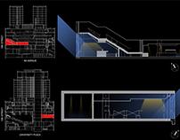 Parsons University Center Lighting Design Field Survey