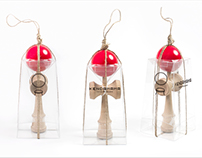 Kendamama- Flat Sheet Packaging