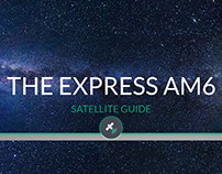 THE EXPRESS AM6 Satellite Guide