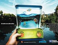 Anúncio Meio Ambiente