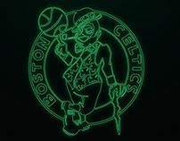 Neon NBA Celtics Wallpapers - Irving Smart Tatum...