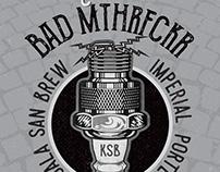 KOALA SAN BREW- Bad MthrfckrBeer