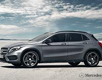 Mercedes Benz - GLA 180