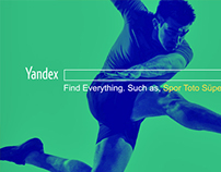 Yandex // LP Sketches