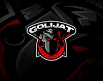 Golijat E-sports - Full Branding