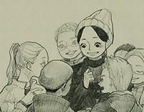 Travel Drawing