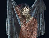 """沈黙のヴェール Veil of Silence [ Solo exhibition """"prism"""" ]"""