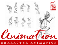 Character Animation Unit - Animation Course