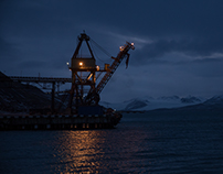 Barentsburg - Polar Night
