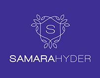 Samara Hyder - Brand Identity