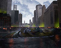 Shipwreck at Chicago