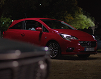 Opel Corsa - TV Europe Campaign