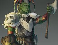 Dungeons & Dragons : Muddlegrak