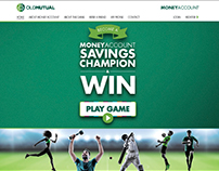 Old Mutual Money Account Savings Champion Campaign