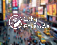 City Friends Logotypes