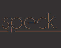 Speck Display - Free Typeface