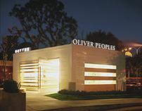 Oliver Peoples Malibu