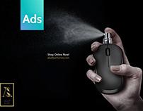 Al Saif Perfumes Shop Online Now Campaign