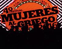 Festival de Mujeres VISUALES @Teatro Griego Córdoba