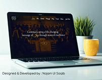 Music Website   Creative Website Layout