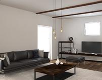 Apartment BP - interior project