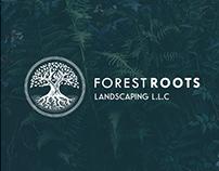 Branding y diseño de imágenes de marca de ¨ForestROOTS¨