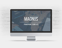 Magnus PowerPoint Template