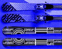 Coreupt R-Series Skis