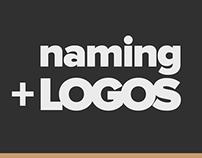 Naming + LOGOS
