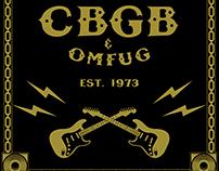 CBGB - Design Contest