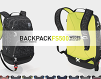 Wedze FS500 backpack