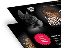 Cat's litter promo site