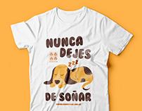 Animales sin hogar - Merchandising
