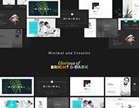 Minimal Creative Presentation Template