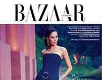 Mum's the word : Harper's Bazaar July 2015