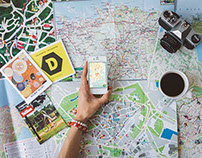 Just Maps | Play and Print