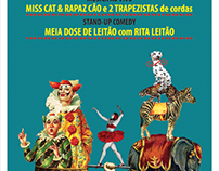 Zoo Circus Cabaret Poster