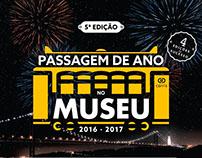 Passagem de Ano no Museu 2016 · 2017