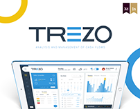 TREZO - Finance Mangement Dashboard