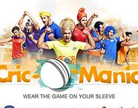 IPL Season 8, 2015 Merchandising Store