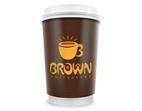 BROWN COFFEESHOP