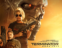Terminator - Dark Fate | International Poster